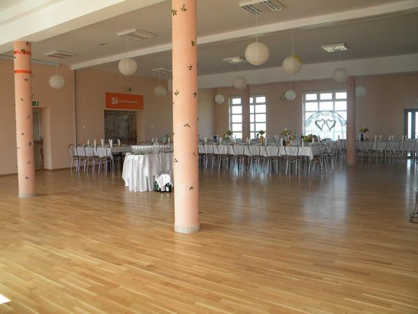 sala w Mościsku