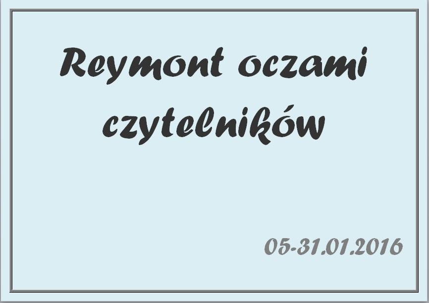 Reymont wystawa
