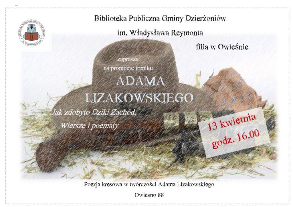 Adam Lizakowski Owiesno 2018