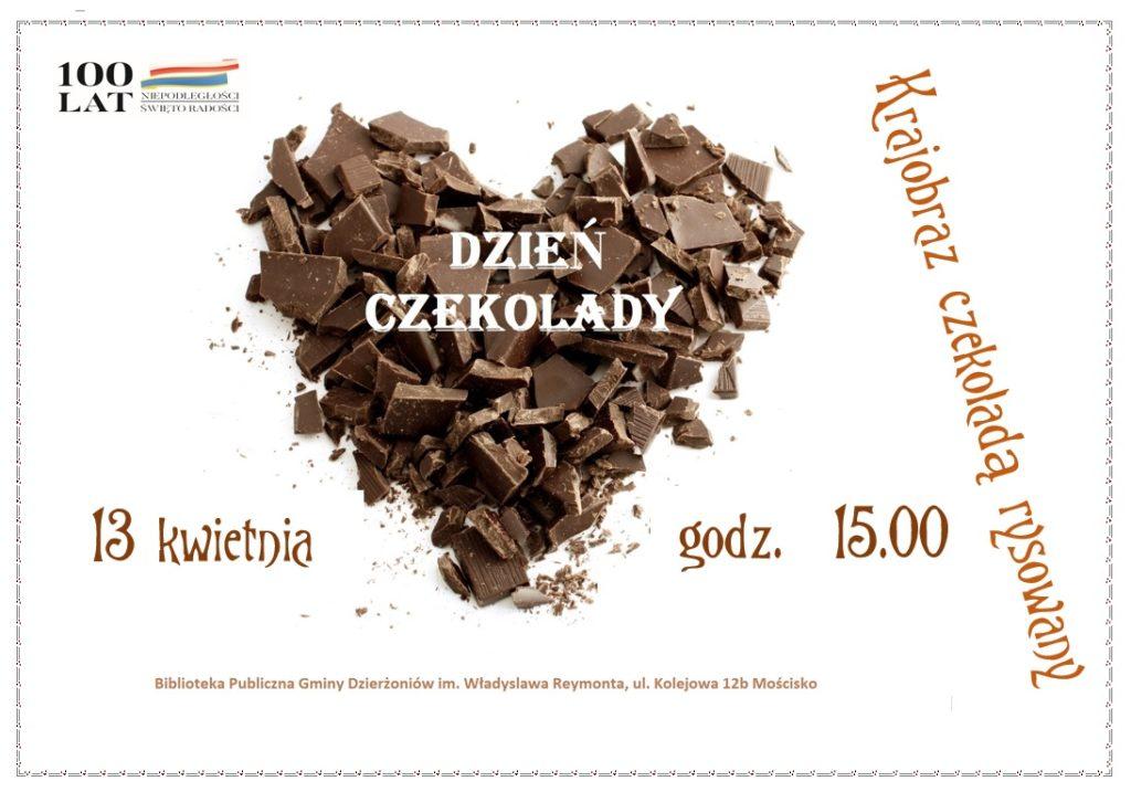 dzień czekolady 2018